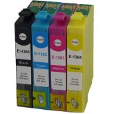 Epson 138 Compatible Value Pack