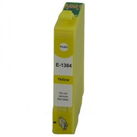 Epson 138 Yellow High Yield Compatible Ink Cartridge