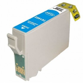 Epson 140 Cyan High Yield Compatible Ink Cartridge