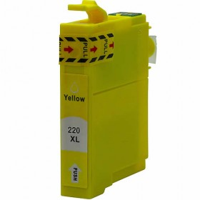 Epson 220XL Yellow Compatible Ink Cartridge