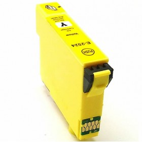 Epson 252XL Yellow Compatible Ink Cartrdge