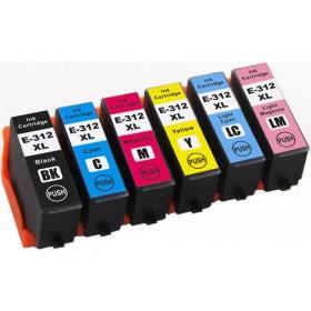 Epson 312XL Compatible Value Pack