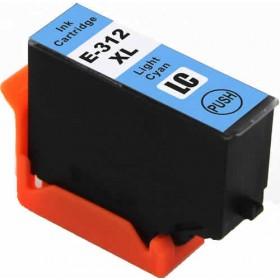 Epson 312XL Light Cyan Compatible Ink Cartridge