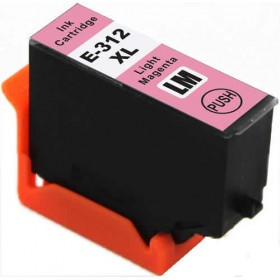 Epson 312XL Light Magenta Compatible Ink Cartridge