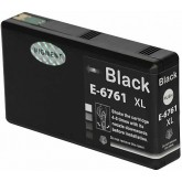 Epson 676XL Black Compatible Ink Cartridge