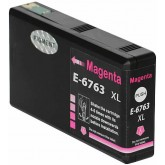 Epson 676XL Magenta Compatible Ink Cartridge