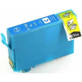 Epson 702XL Cyan Compatible Ink Cartridge