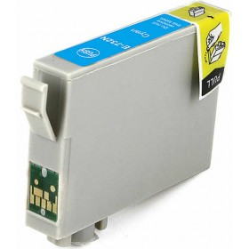 Epson 73N Cyan Compatible Ink Cartridge