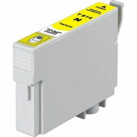 Epson 82N Yellow Compatible Ink Cartridge