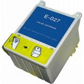 Epson TO27 Colour Compatible Ink Cartridge