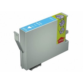 Epson TO495 Light Cyan Compatible Ink Cartridge