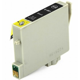 Epson TO561 Black Compatible Ink Cartridge