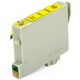 Epson TO634 Yellow Compatible Ink Cartridge