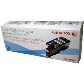 Fuji Xerox CT201592 Cyan Genuine Toner Cartridge