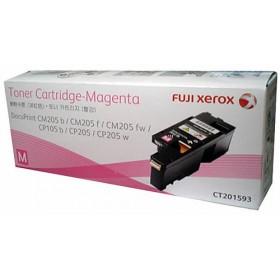 Fuji Xerox CT201593 Magenta Genuine Toner Cartridge