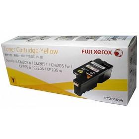 Fuji Xerox CT201594 Yellow Genuine Toner Cartridge