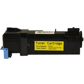Fuji Xerox CT201635 Yellow Compatible Toner Cartridge