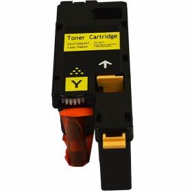 Fuji Xerox CT202267 Yellow Compatible Toner Cartridge