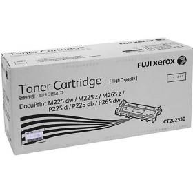 Fuji Xerox CT202330 Black Genuine Toner Cartridge