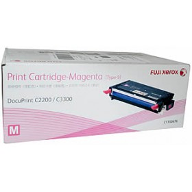 Fuji Xerox CT350676 Magenta Genuine Toner Cartridge