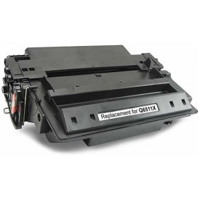 HP 11X Compatible Toner Cartridge