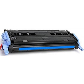 HP 124A Cyan Compatible Toner Cartridge ( Q6001A )