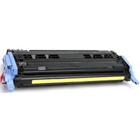 HP 124A Yellow Compatible Toner Cartridge ( Q6002A )