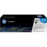 HP 125A Black Genuine Toner Cartridge ( CB540A )