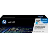 HP 125A Cyan Genuine Toner Cartridge ( CB541A )