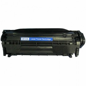 HP 12A Compatible Toner Cartridge