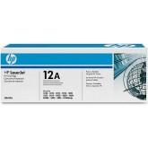 HP 12A Genuine Toner Cartridge