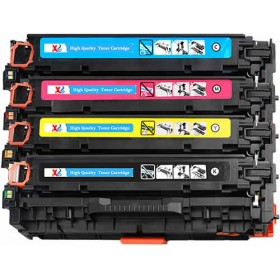 HP 304A Compatible Value Pack