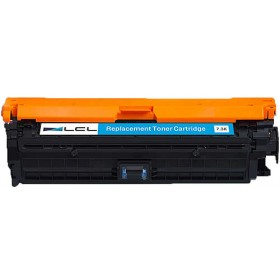 HP 307A Cyan Compatible Toner Cartridge ( CE741A )