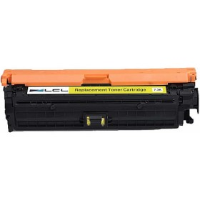 HP 307A Yellow Compatible Toner Cartridge ( CE742A )