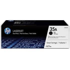 HP 35A Genuine Twin Pack