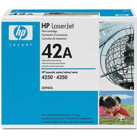 HP 42A Genuine Toner Cartridge