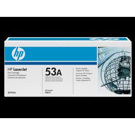 HP 53A Genuine Toner Cartridge (Q7553A)
