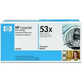 HP 53X Genuine Toner Cartridge (Q7553X)