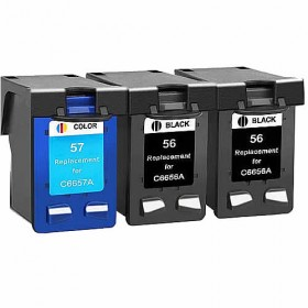 HP 56 / HP 57 Compatible Value Pack