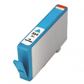 HP 564XL Cyan Compatible Ink Cartridge