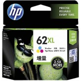 HP 62XL High Yield Colour Ink Cartridge