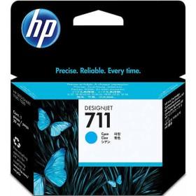 HP 711 Cyan Ink Cartridge (29ml)