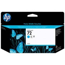HP 72 Cyan Ink Cartridge (130ml)