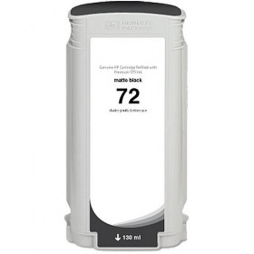 HP 72 Matte Black Compatible Ink Cartridge