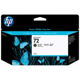 HP 72 Matte Black Ink Cartridge (130ml)