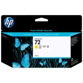 HP 72 Yellow Ink Cartridge (130ml)
