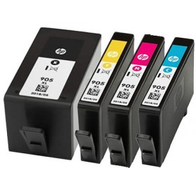 HP 905XL Compatible Value Pack