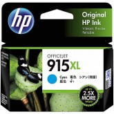 HP 915XL Cyan Ink Cartridge