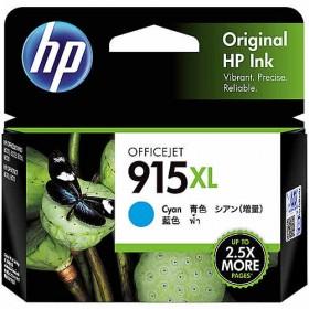 HP 915XL Cyan Ink Cartridge