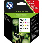 HP 920XL Genuine Value Pack
